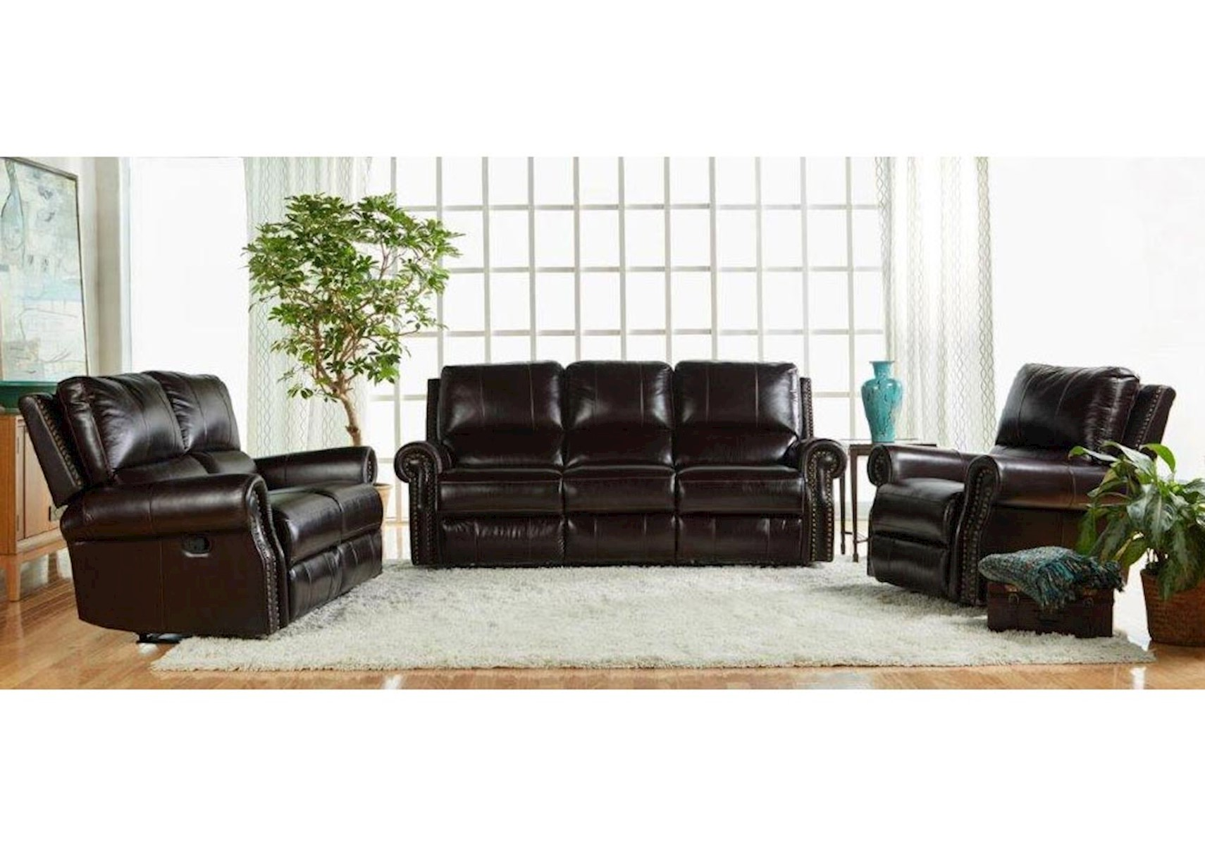 Lacks | Jeremy 3-Pc Living Room Set