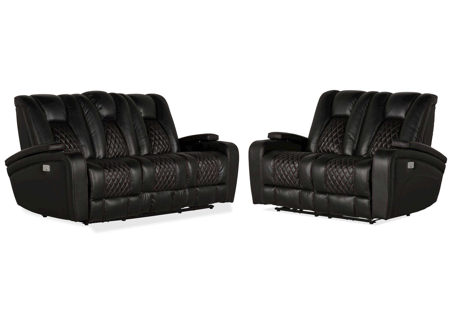 Lacks | Harley 2-Pc Living Room Set
