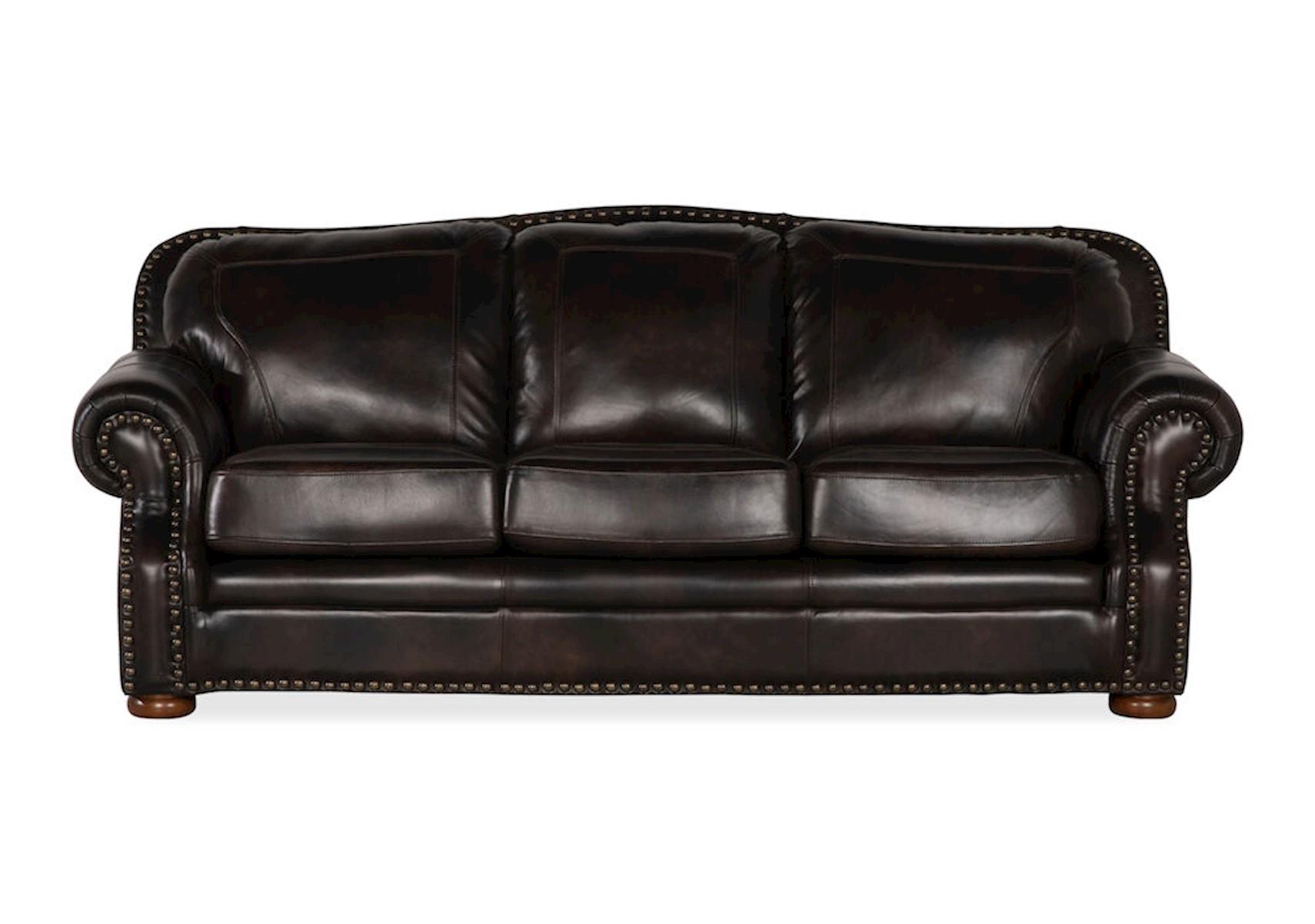 Lacks Sienna All Leather Sofa