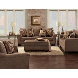 Cameron Cafe 2 Pc Living Room Set