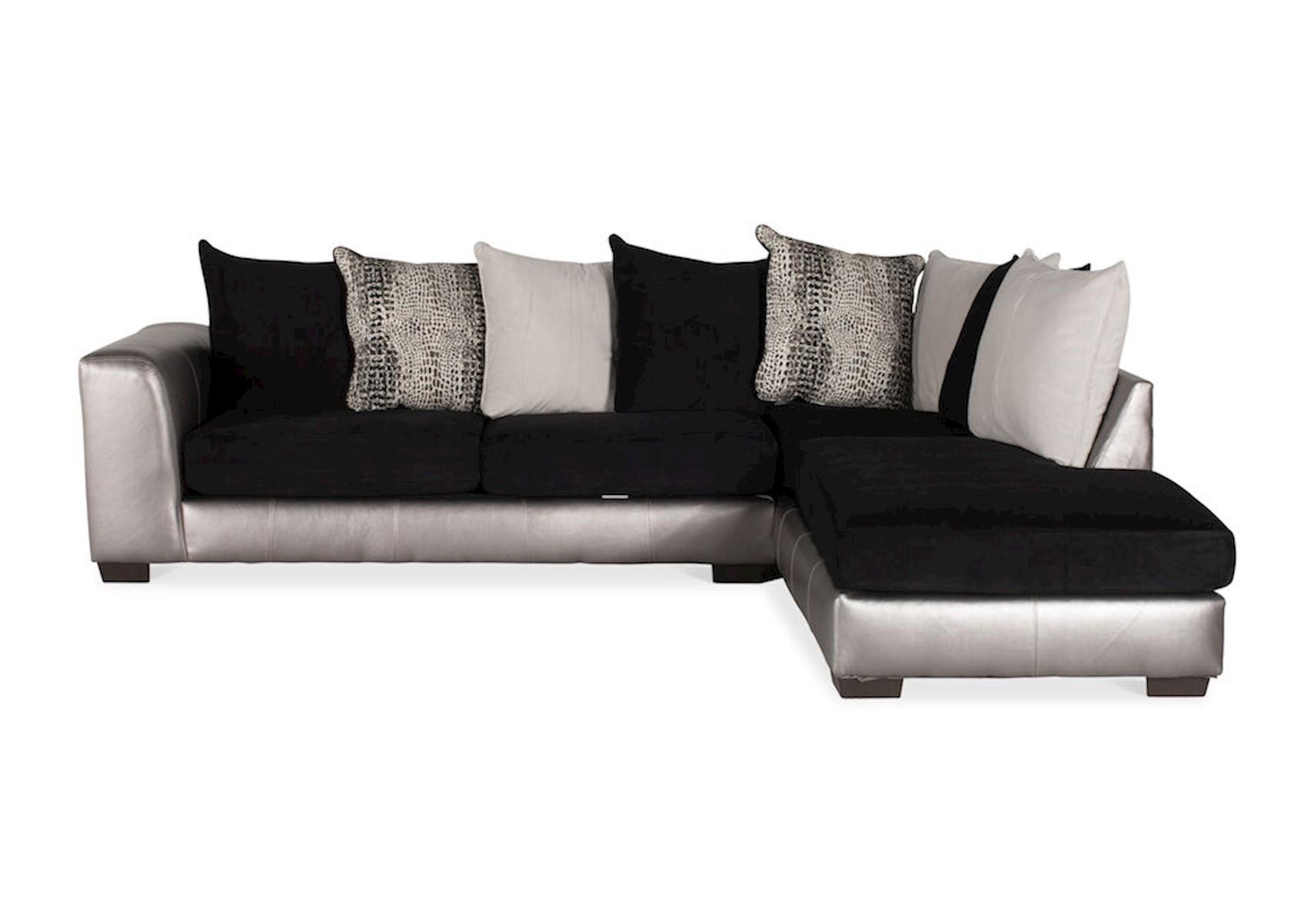 Lacks | Lorelie 2-Pc Sectional