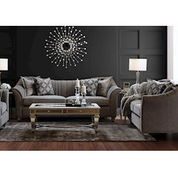 Wonderful Bette 2 Pc Living Room Set