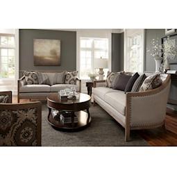 Colburn 3 Pc Living Room Set