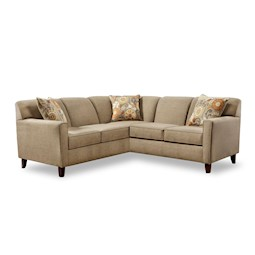 Grande Badger 2 Pc Sectional