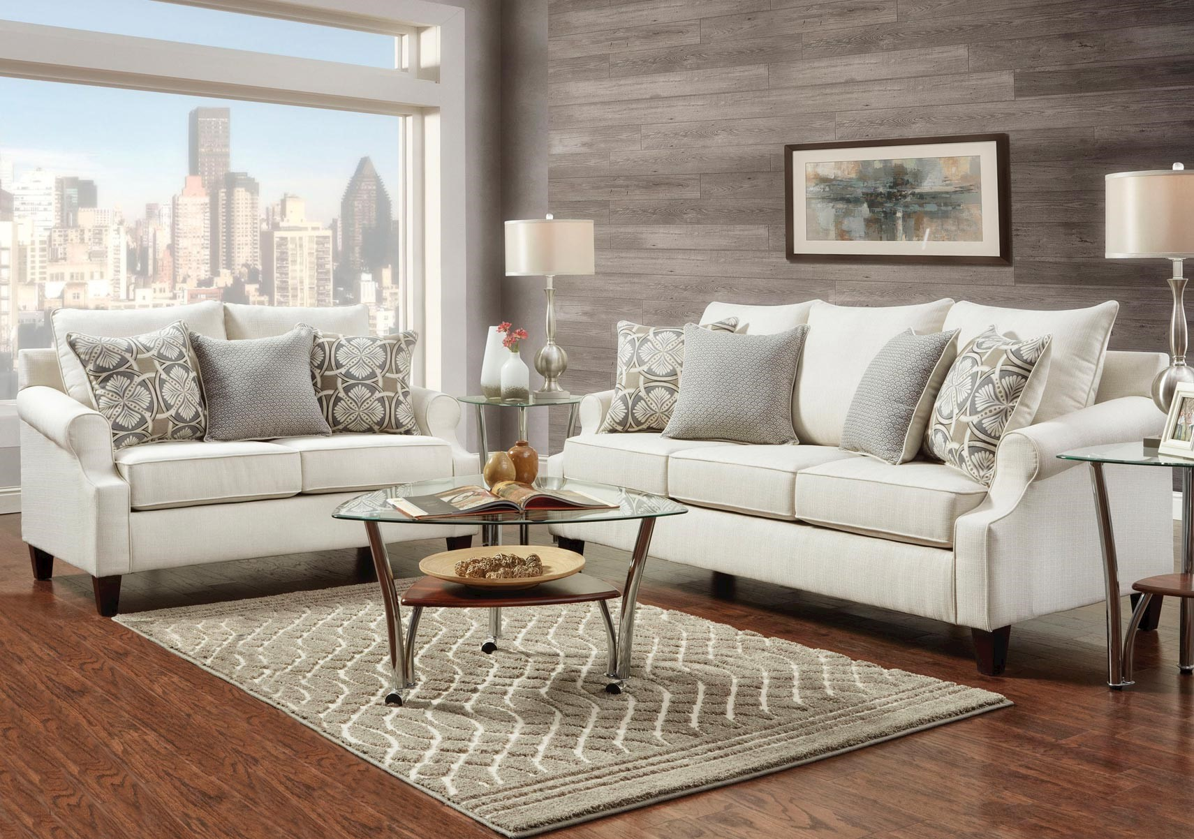 Lacks | Harper 2-Pc Living Room Set