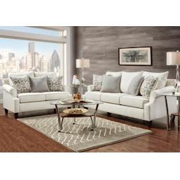 harper 2 pc living room set - Full Living Room Sets