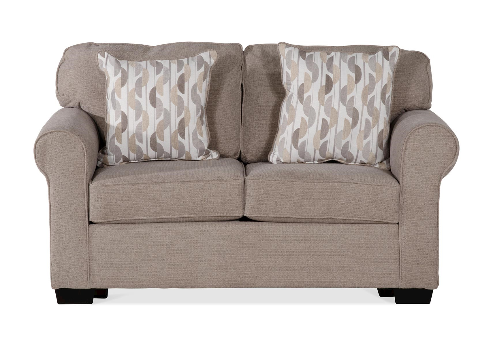 Cool Lacks Bedford Loveseat Pabps2019 Chair Design Images Pabps2019Com