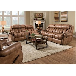 Padre 3 Pc Reclining Living Room Set