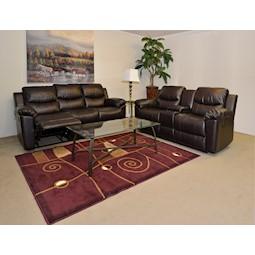 Lacks Valley Living Room