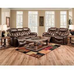 Hendrix 2 Pc Living Room Set
