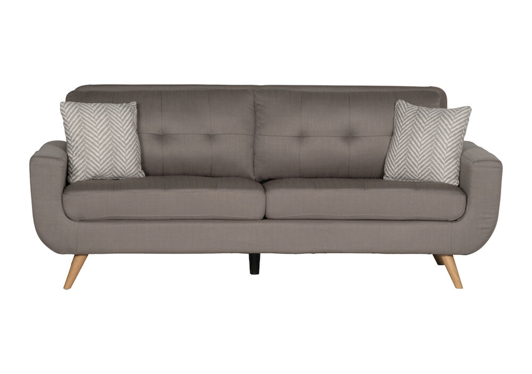 Lacks Darrin Gray Sofa