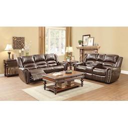Center Hill 2 Pc Living Room Set
