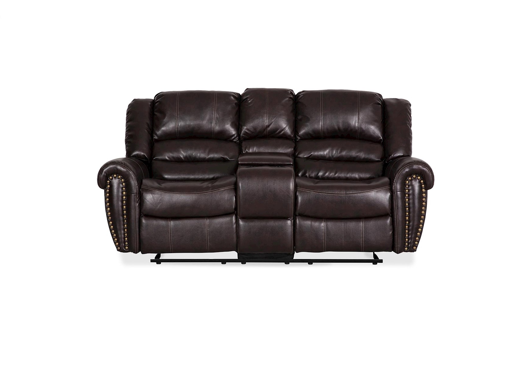 center hill dual reclining loveseat
