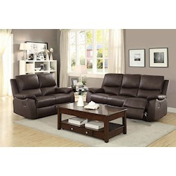 Greely 2 Pc Reclining Living Room Set