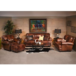 lacks cowboy 2 pc living room set. Black Bedroom Furniture Sets. Home Design Ideas