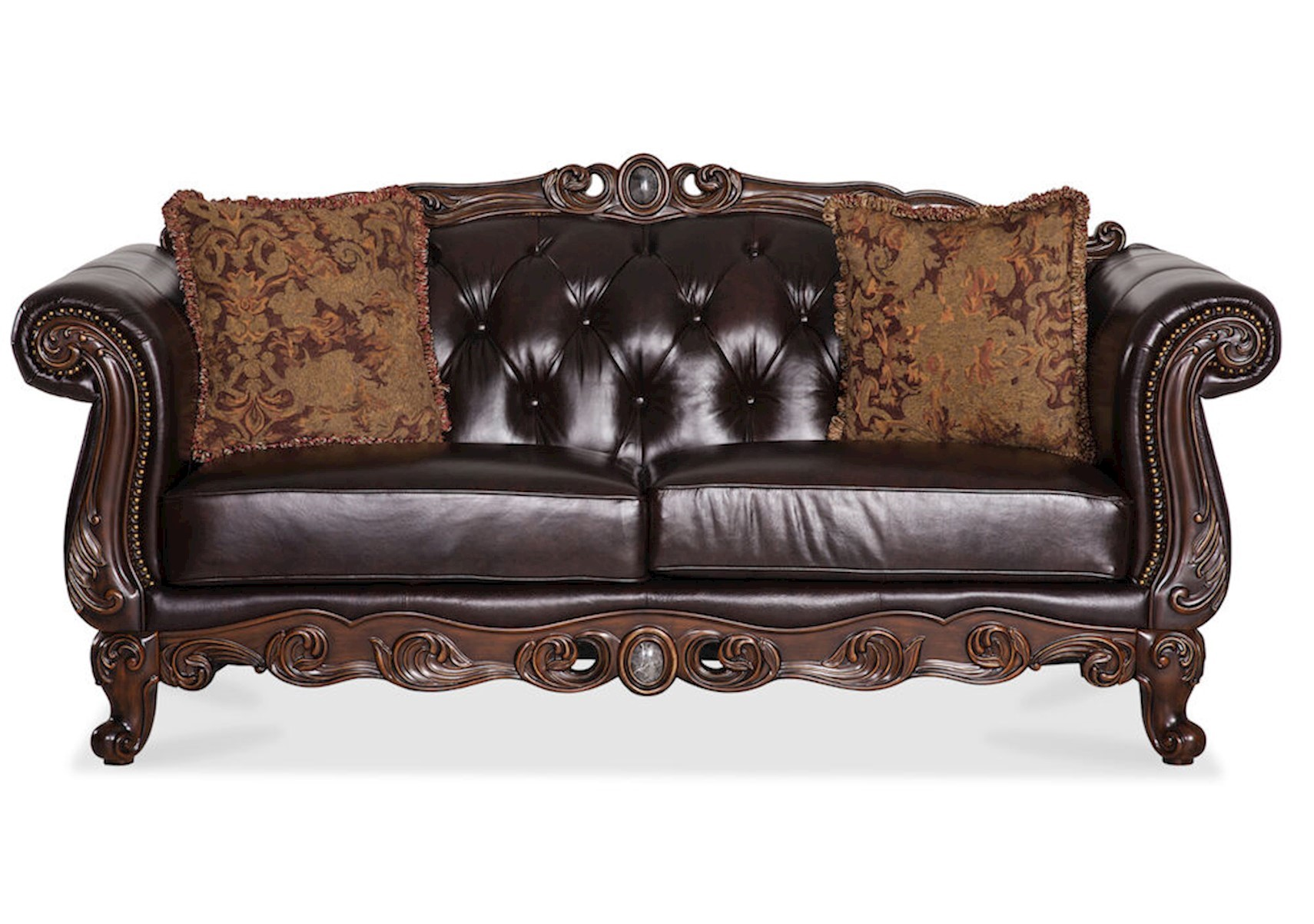 Chelsea Leather Sofa