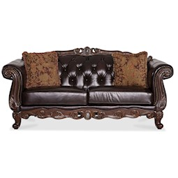 Lacks chelsea leather chair for Chelsea leather sofa
