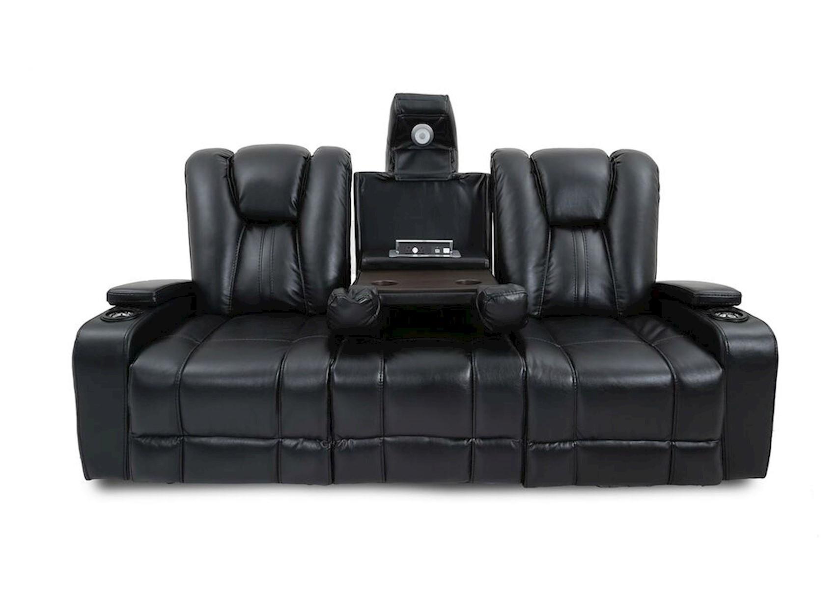 Bolero Dual Reclining Sofa With
