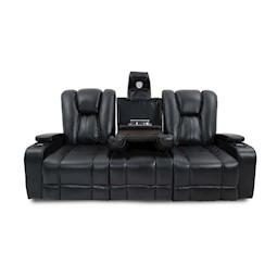 Lacks Bolero Dual Reclining Sofa With Power