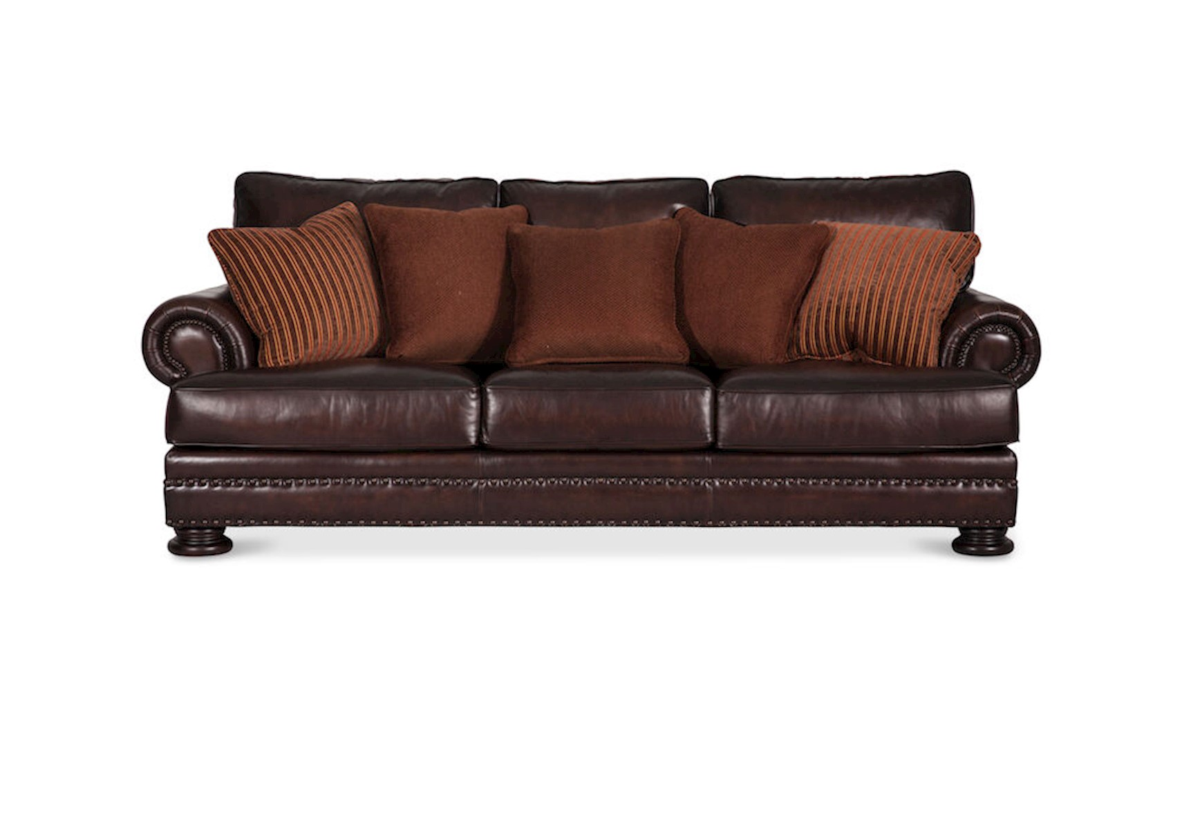 Lacks Foster Leather Sofa