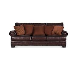 Fantastic Lacks Foster Leather Sofa Bralicious Painted Fabric Chair Ideas Braliciousco