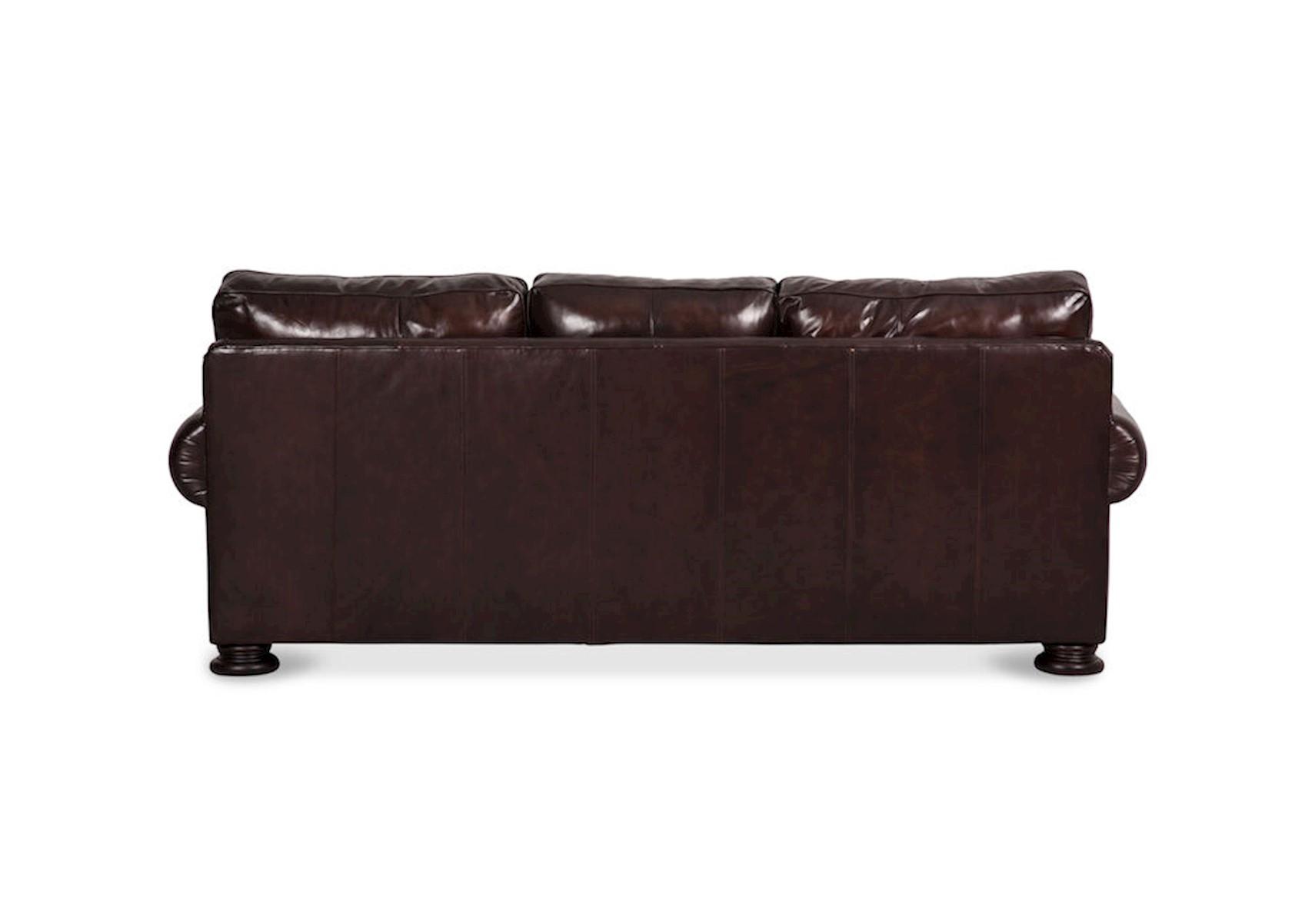 Beau Lacks | Foster Leather Sofa
