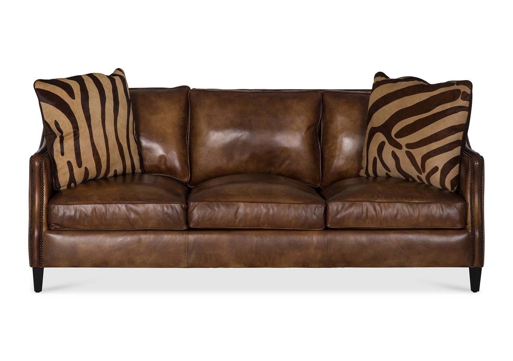 Lacks Hopkins All Leather Sofa