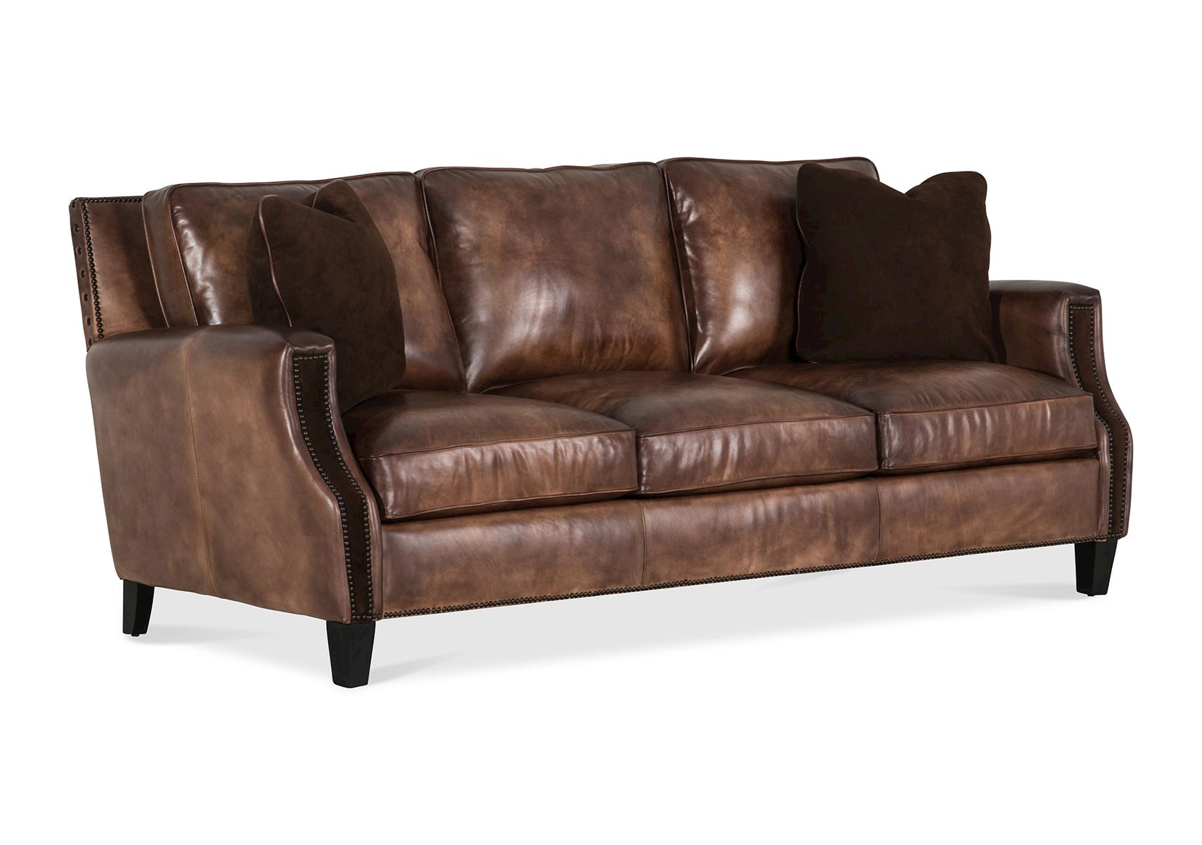Normandy All Leather Sofa