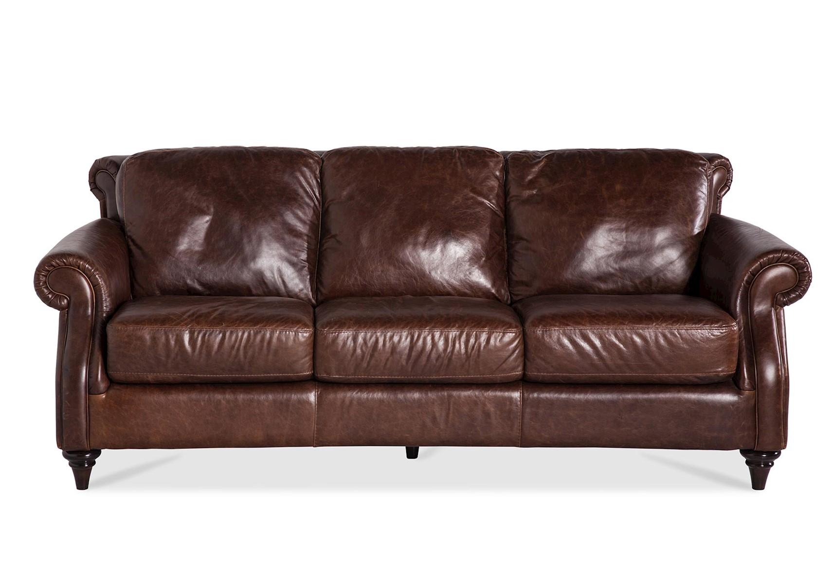 Scottsdale Leather Sofa