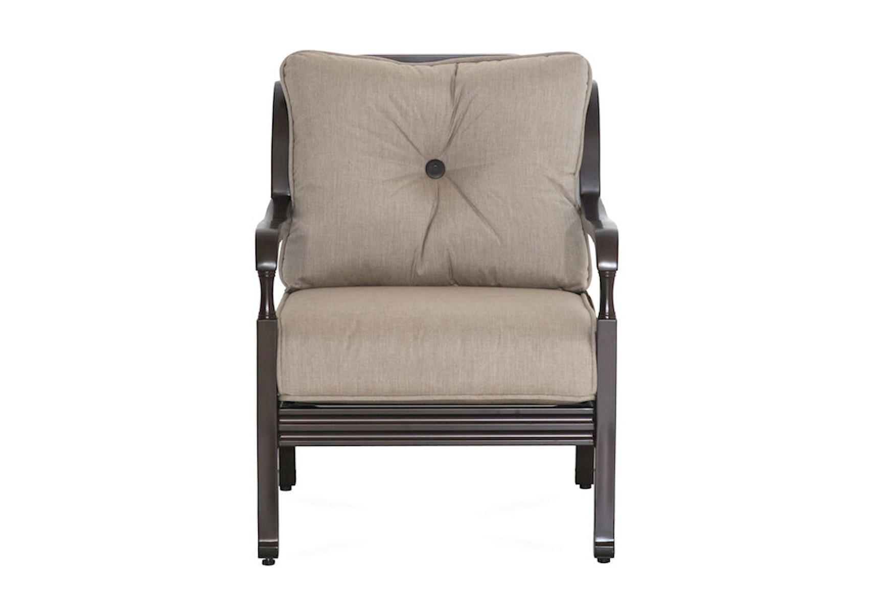 Image of: Lacks River House Outdoor Lounge Chair By Paula Deen