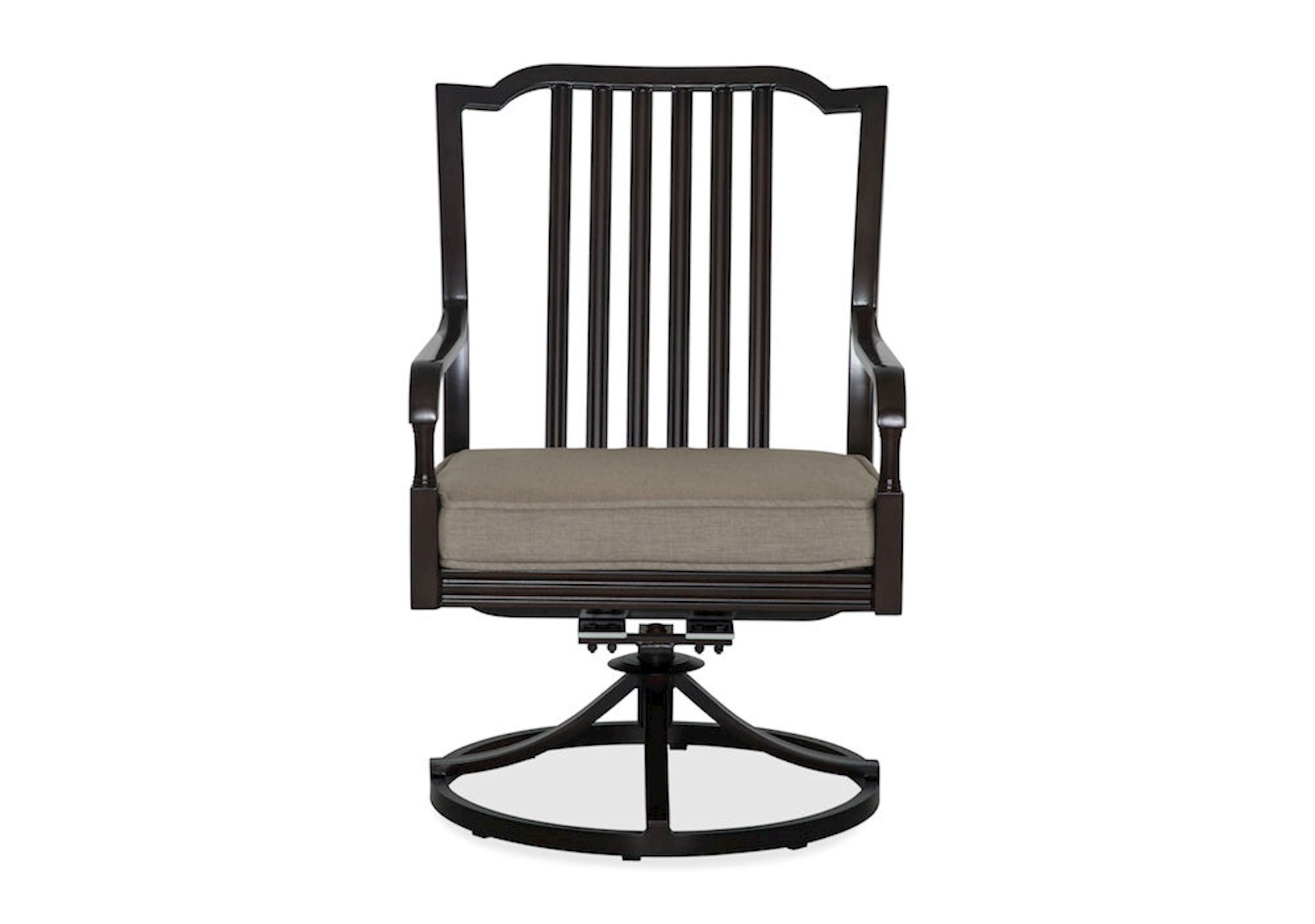 Superb Lacks River House Outdoor Swivel Chair By Paula Deen Caraccident5 Cool Chair Designs And Ideas Caraccident5Info