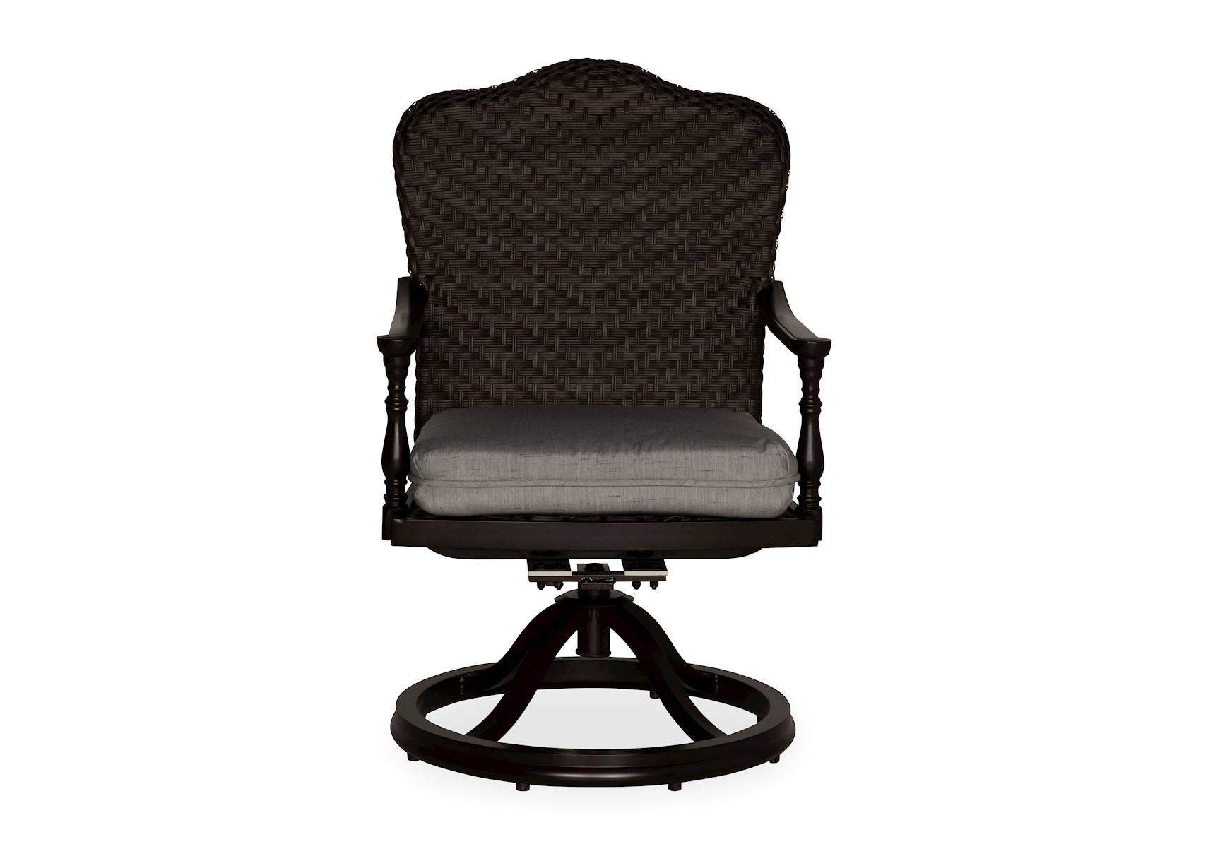 Astonishing Lacks Bungalow Outdoor Swivel Chair Caraccident5 Cool Chair Designs And Ideas Caraccident5Info