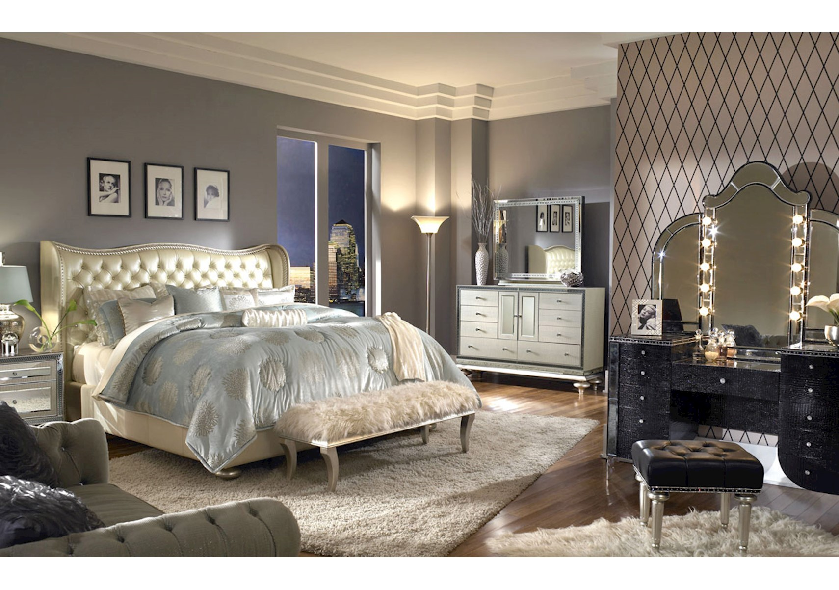 anika au bedroom buy queen piece suite norman harvey