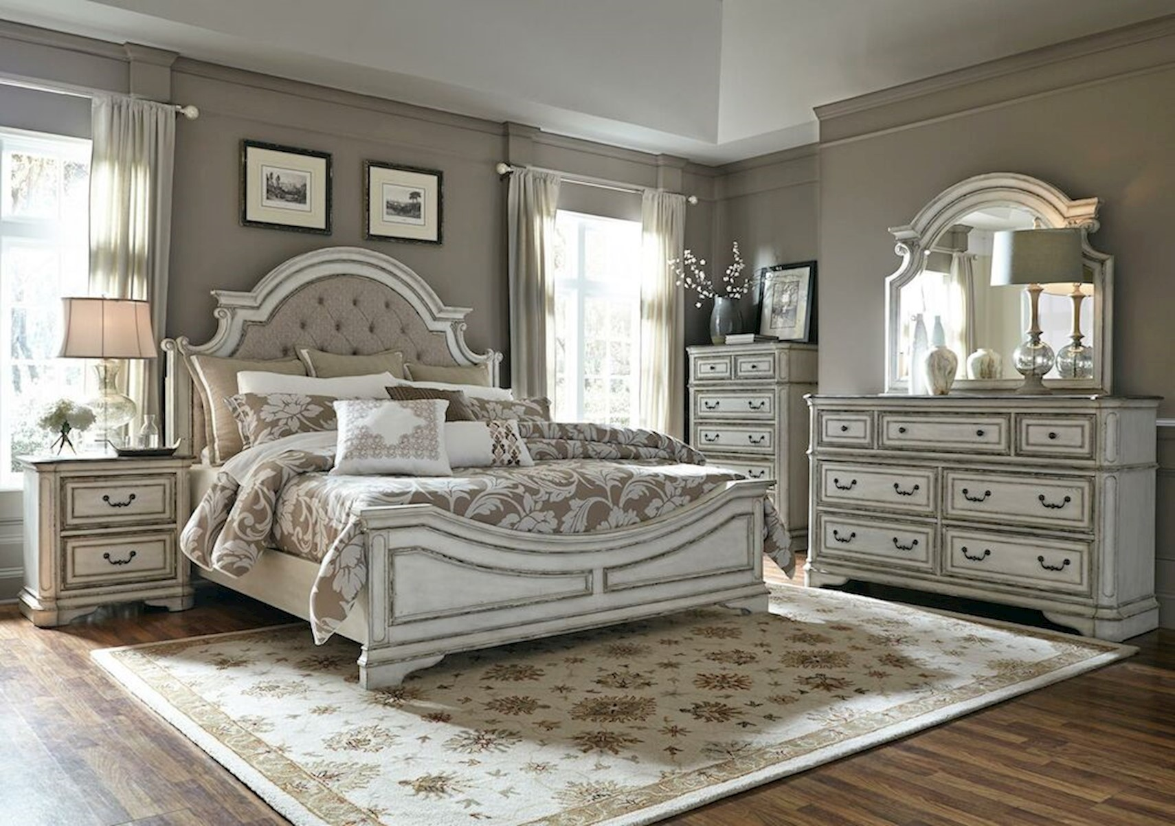 city room queen furniture brown bed value bedroom dark change package packages product set click image piece mosaic to