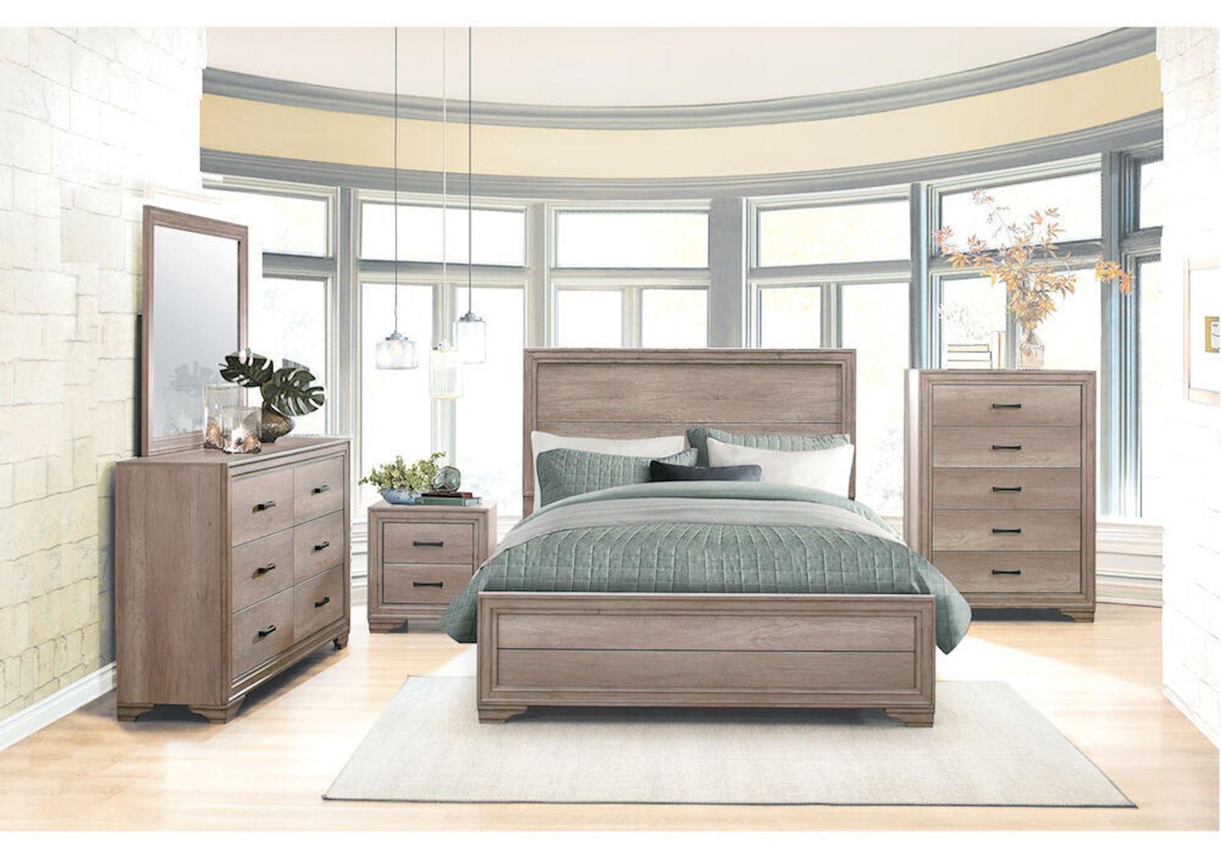 Lacks Lonan 4 Pc Queen Bedroom Set
