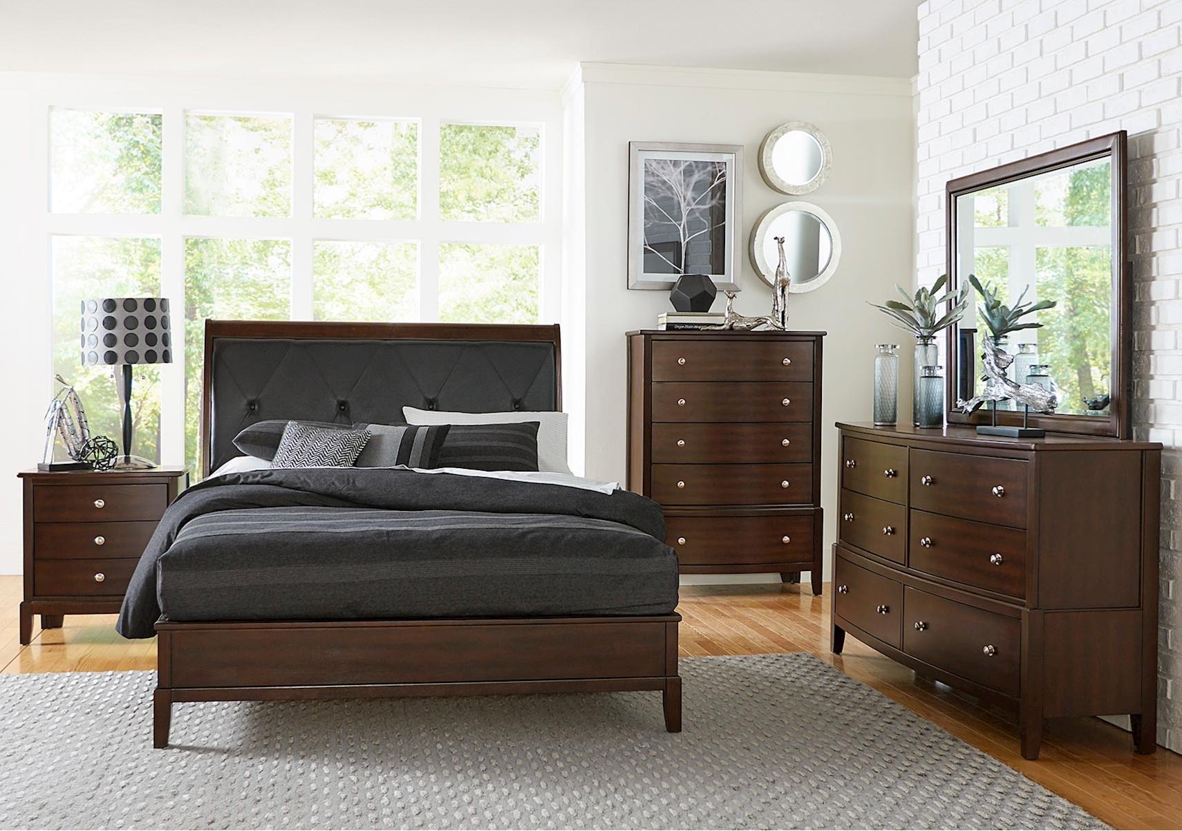 Lacks | Miranda 4-Pc Queen Bedroom Set