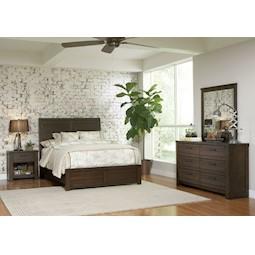 Hewn 4 Pc Queen Bedroom Set