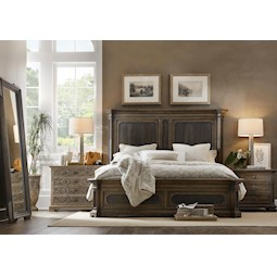 Lacks | Hill Country 4-Pc Queen Bedroom Set
