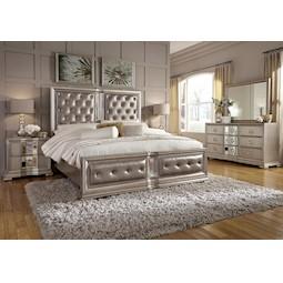 lacks harlow 4 pc queen bedroom set