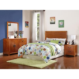 Finley 4 Pc Full Kids Bedroom Set