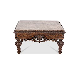 Lacks Casa Mollino End Table