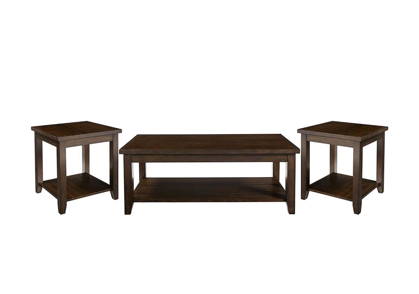 Terrific Lacks Richmond 3 Pc Coffee Table Set Creativecarmelina Interior Chair Design Creativecarmelinacom