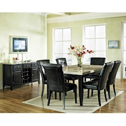 Monarch 7 Pc Dining Set