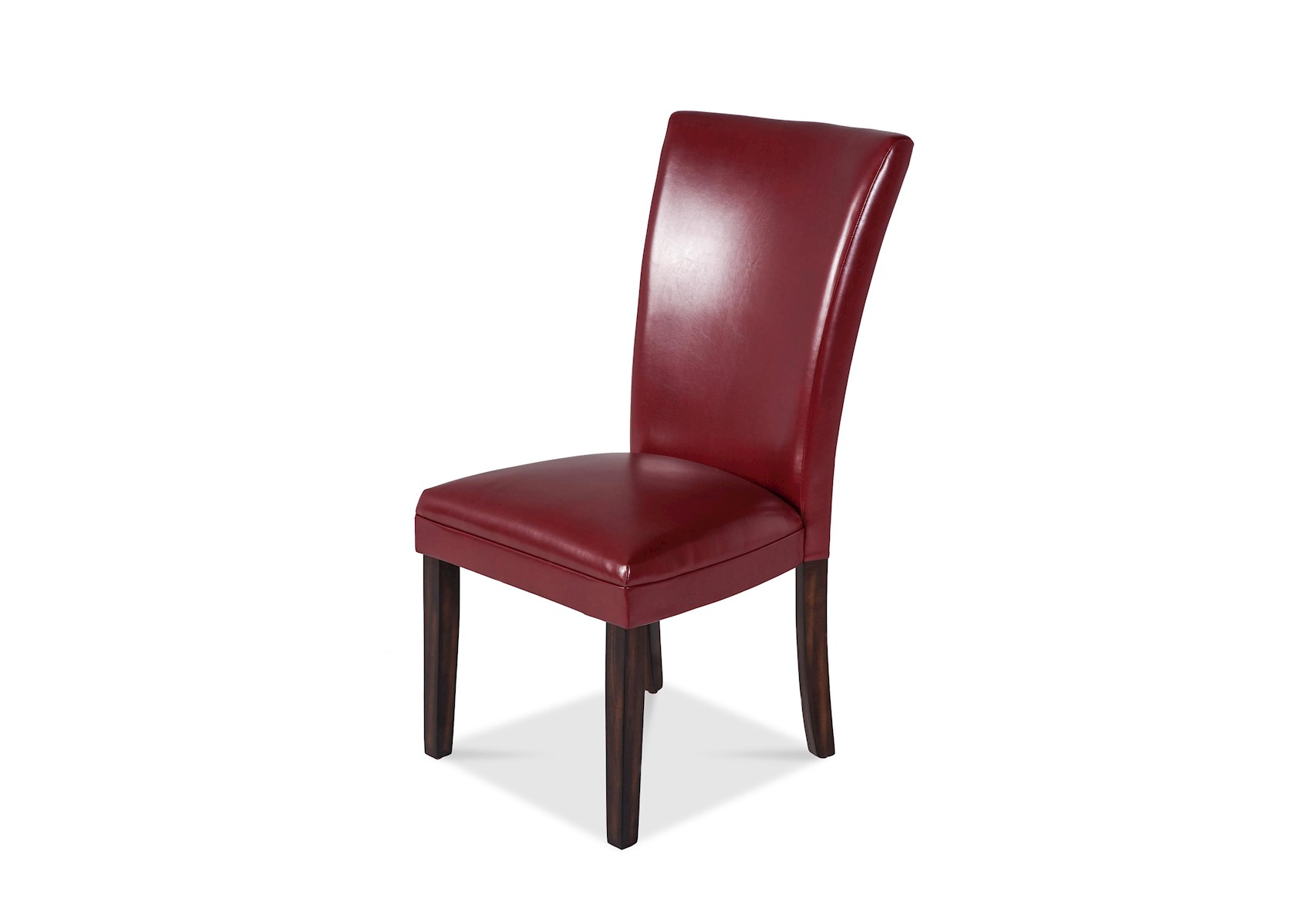 Lacks | Hartford Red Side Chair