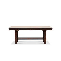 Lacks Franco Marble Top Dining Table