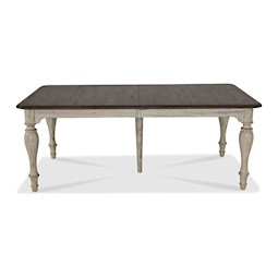 lacks weatherford dining table