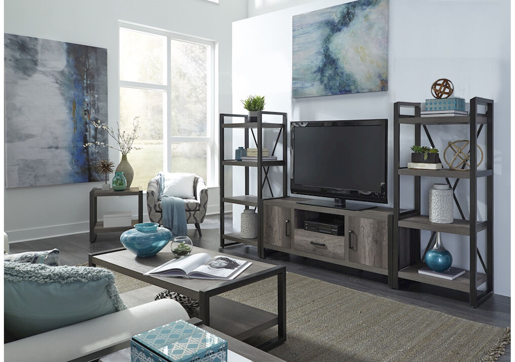 modern room entertainment for right furniture living ikea tv wall riverside center units storage
