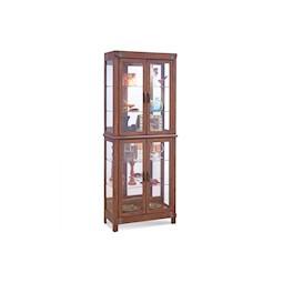 Tribeca Curio Cabinet