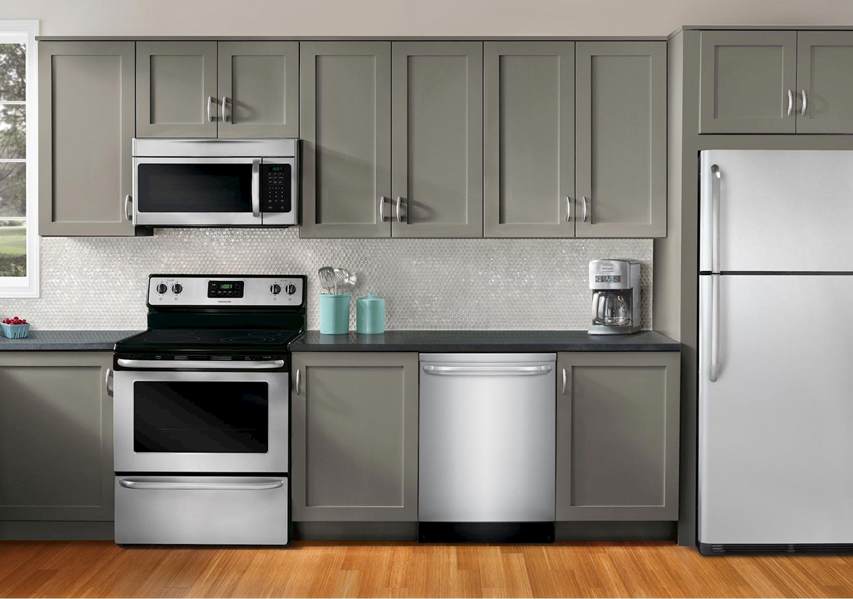 Frigidaire 1 6 Cu Ft Stainless Steel